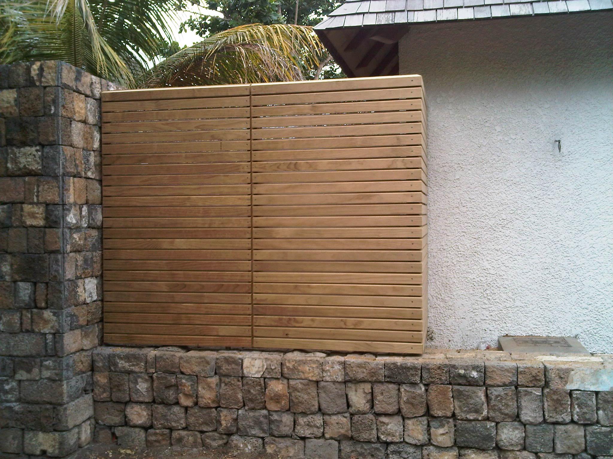 Tiger Premium Sichtschutz Kurz Kg Holz Import Und Handel
